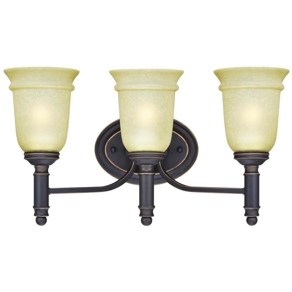 Westinghouse Montrose 3 Light Indoor Wall Fixture Free Today Com 20457874