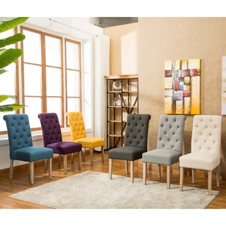Tufted Dining Chairs