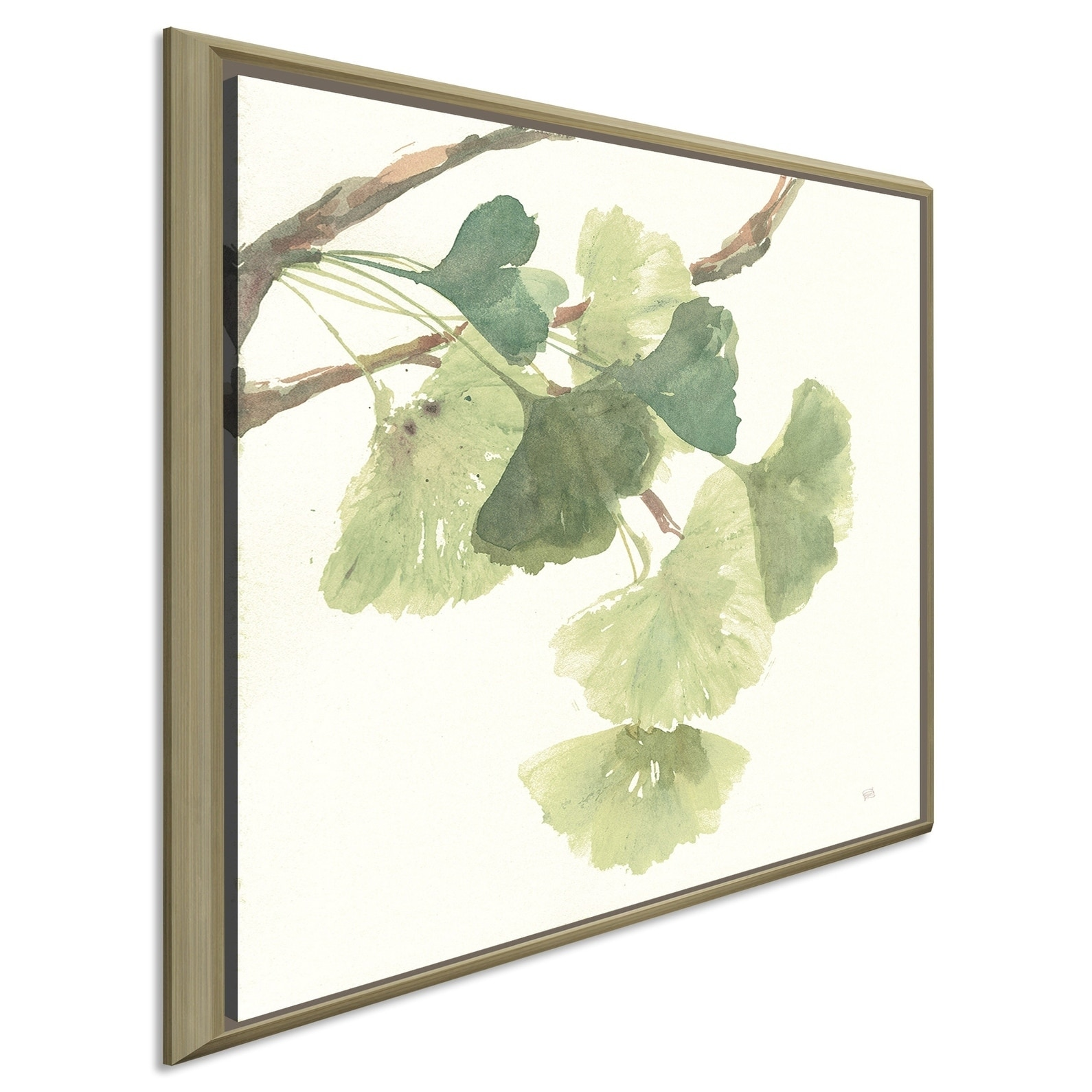 Awesome Ginkgo Wall Art Embellishment - Art & Wall Decor - hecatalog ...
