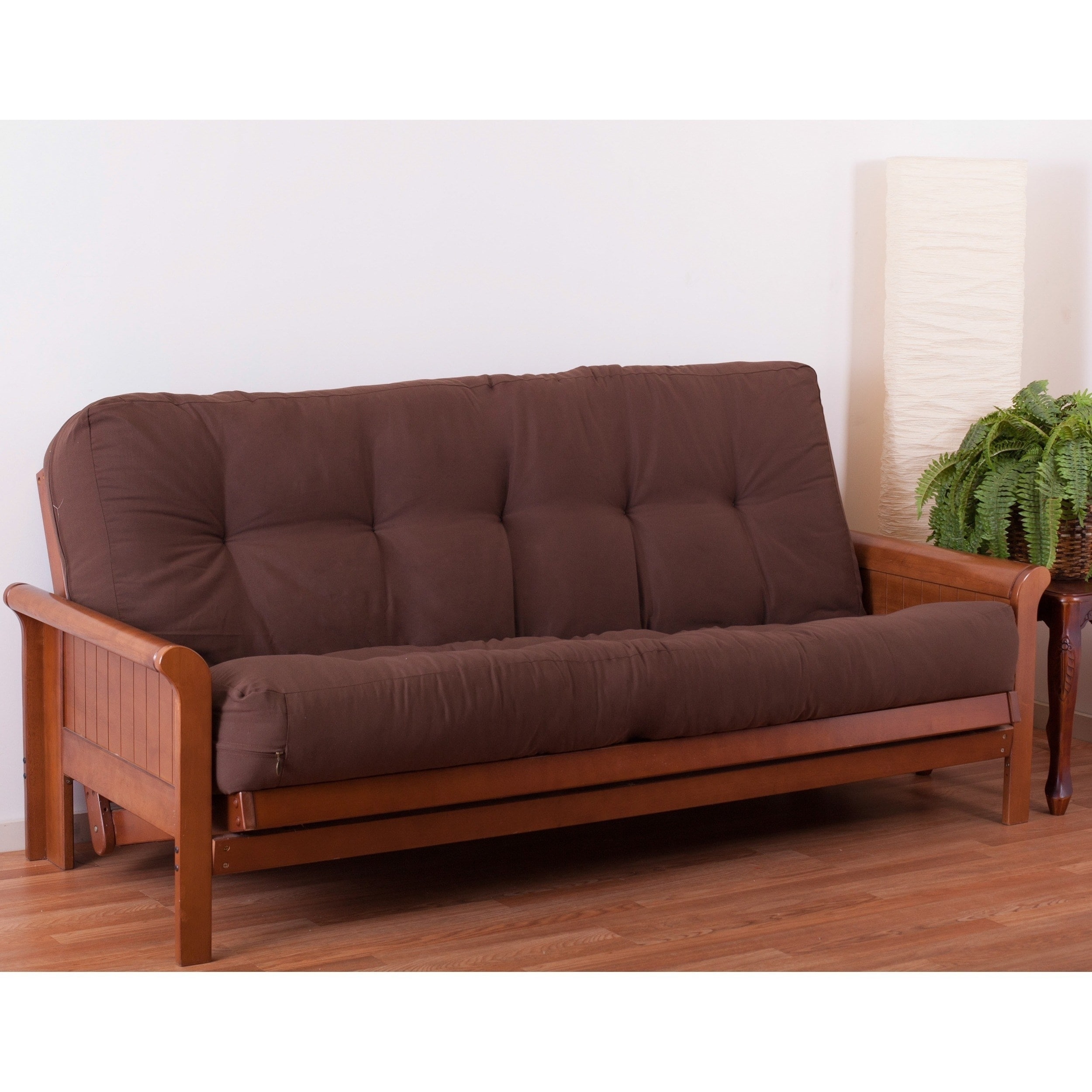 Porch Den Wolfchase Guthrie 10 Inch Full Size Futon Mattress On Free Shipping Today Com 20469363