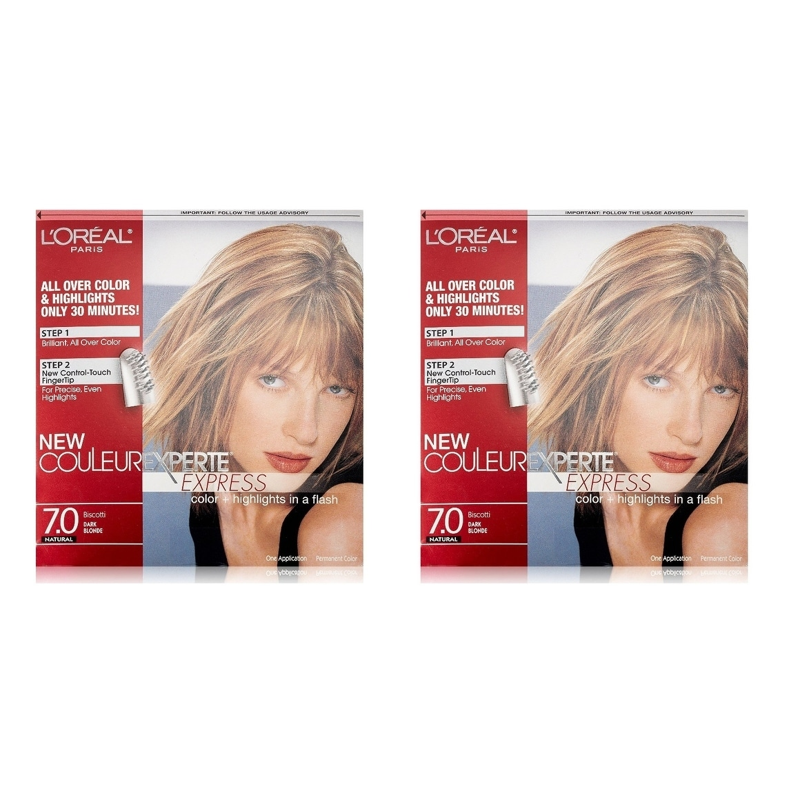 Shop Loreal Paris Couleur Experte Express Hair Color Highlights