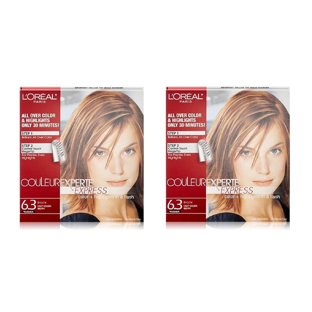 Shop Loreal Paris Couleur Experte Express Hair Color Highlights