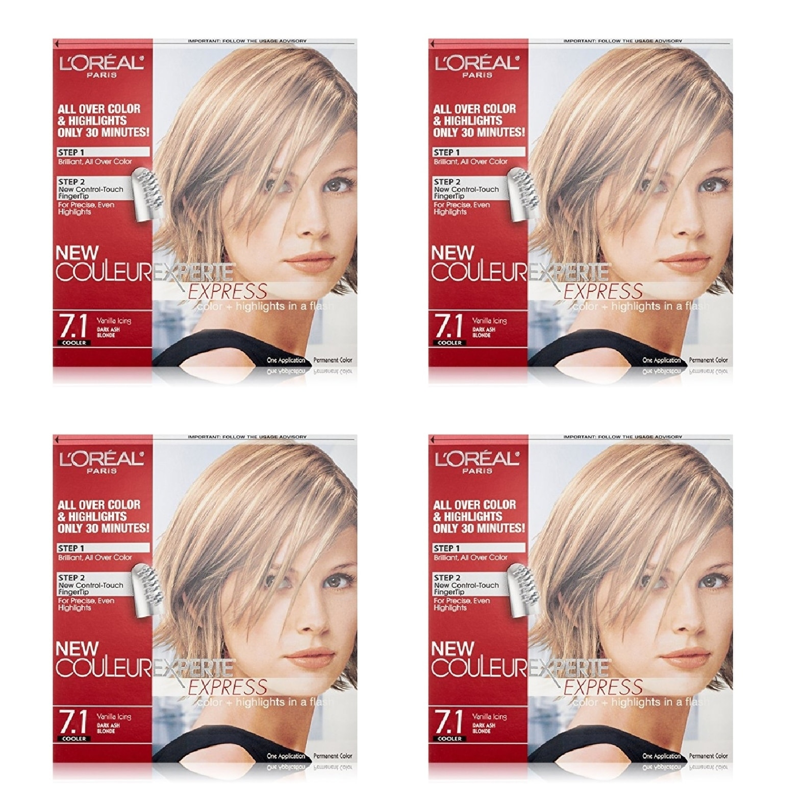 Loreal Paris Couleur Experte Express Hair Color Highlights