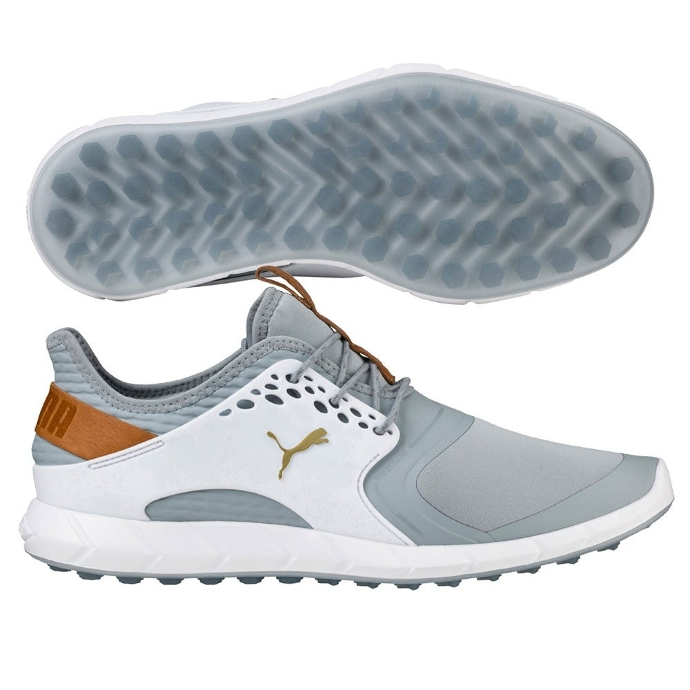 Shop PUMA Ignite PWRSPORT Spikeless Golf Shoes 2018 - Free Shipping Today -  Overstock - 20487532 c750c32a1