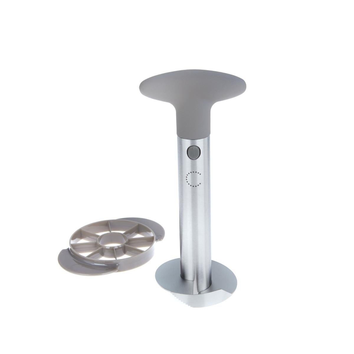 Curtis Stone Stainless Steel Pineapple Cutter with Wedger - Free ...