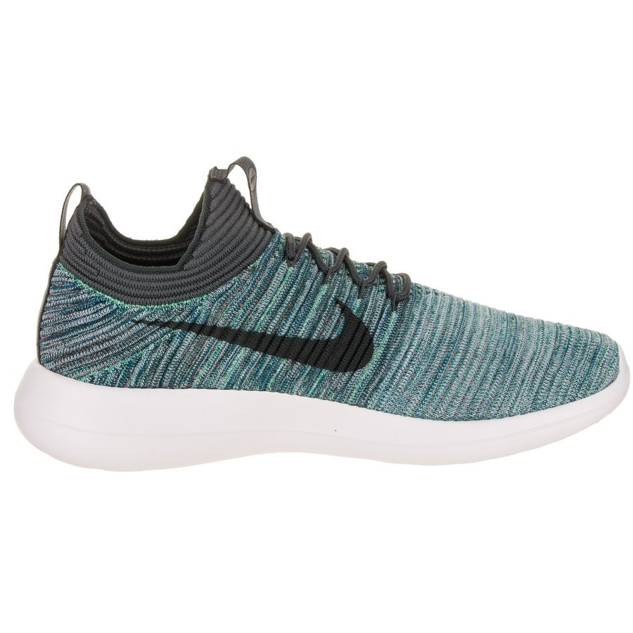 a88cd14185c7 Shop Nike Men s Roshe Two Flyknit V2 Running Shoe - Free Shipping Today -  Overstock.com - 20508260