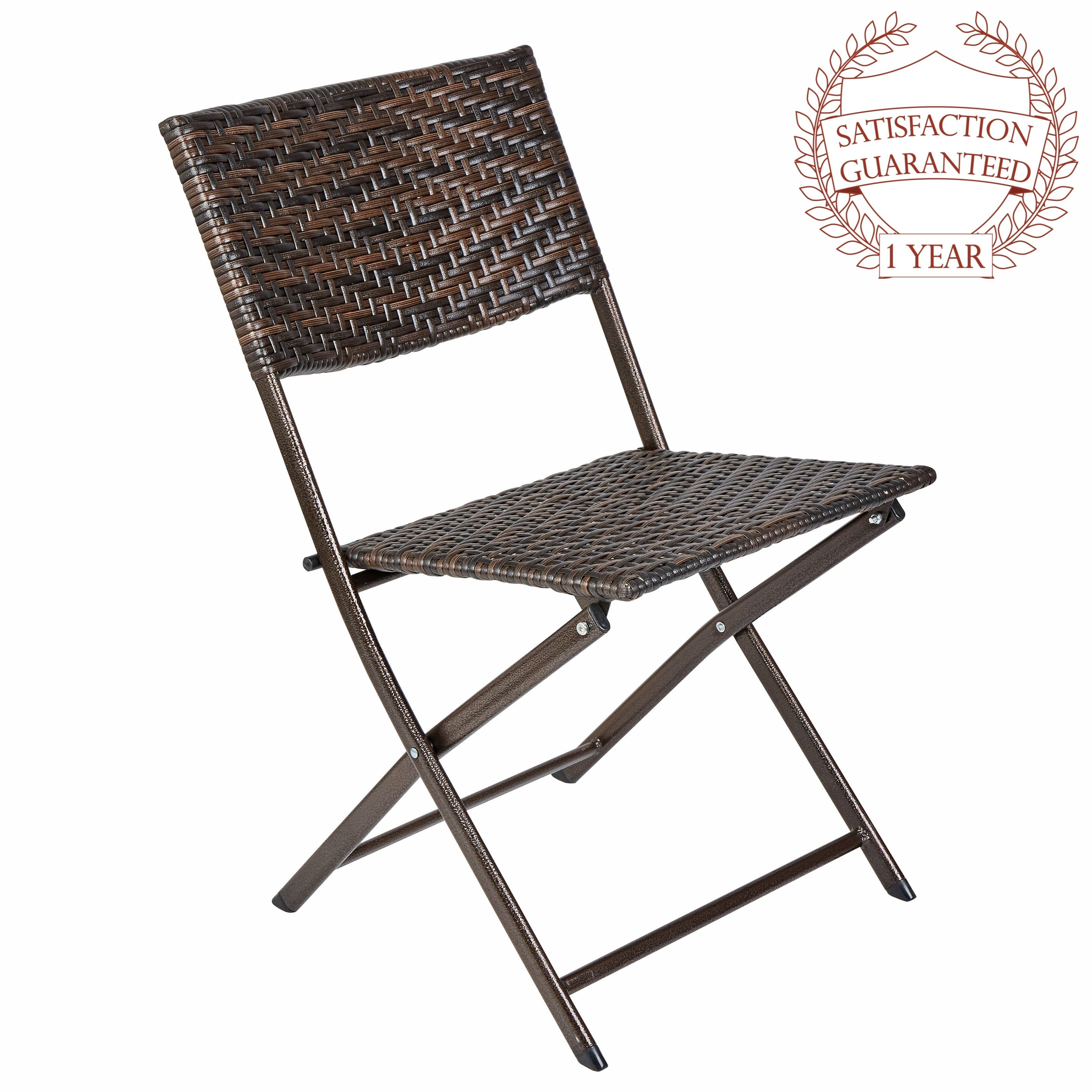 Porthos Home All Weather Folding Metal Bistro Style Chair Set Of 2 On Free Shipping Today 20525175
