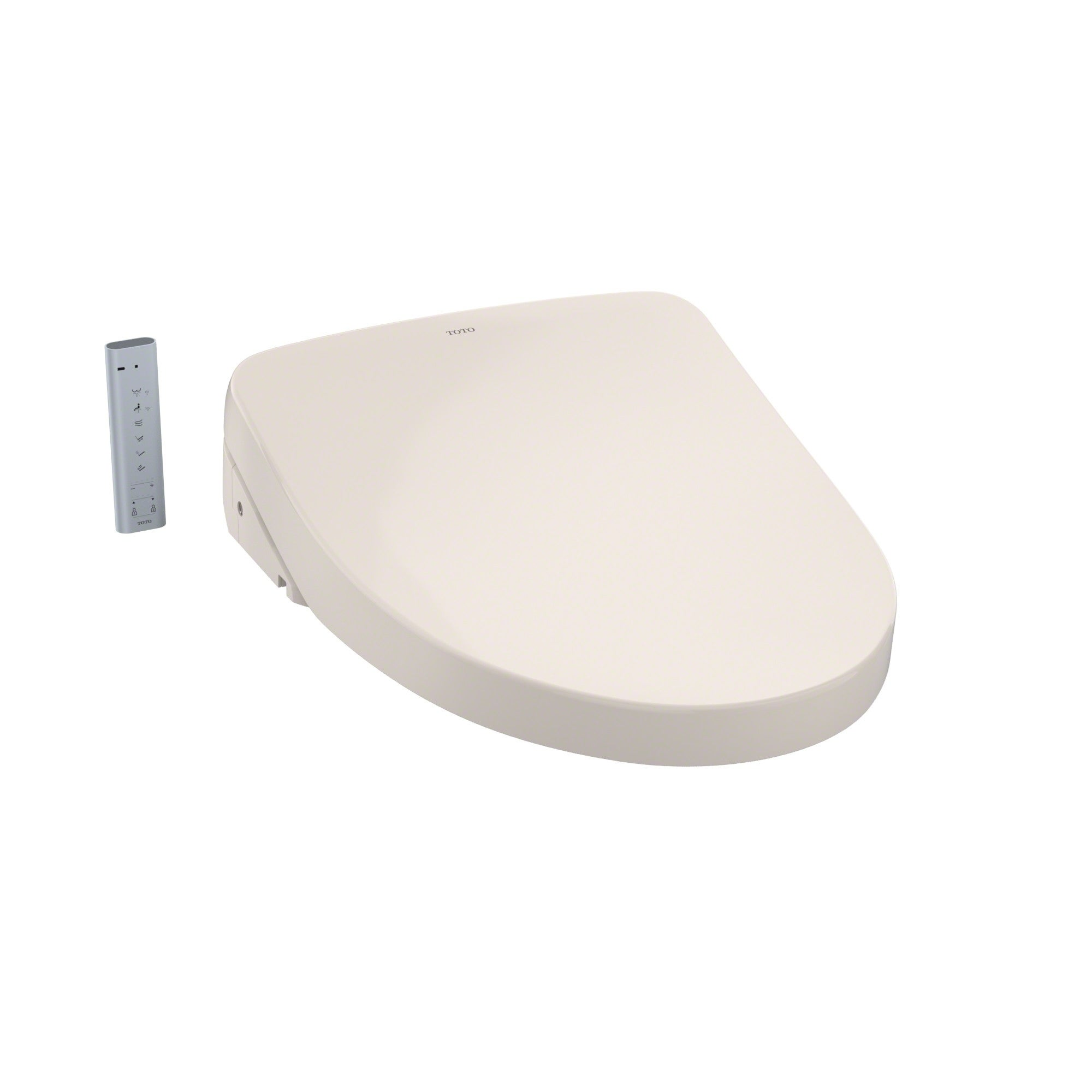 Shop WASHLET S500e Elongated Bidet Toilet Seat with ewater+ and ...
