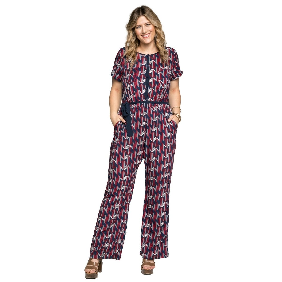 Plus Size Rompers And Jumpsuits | Saddha
