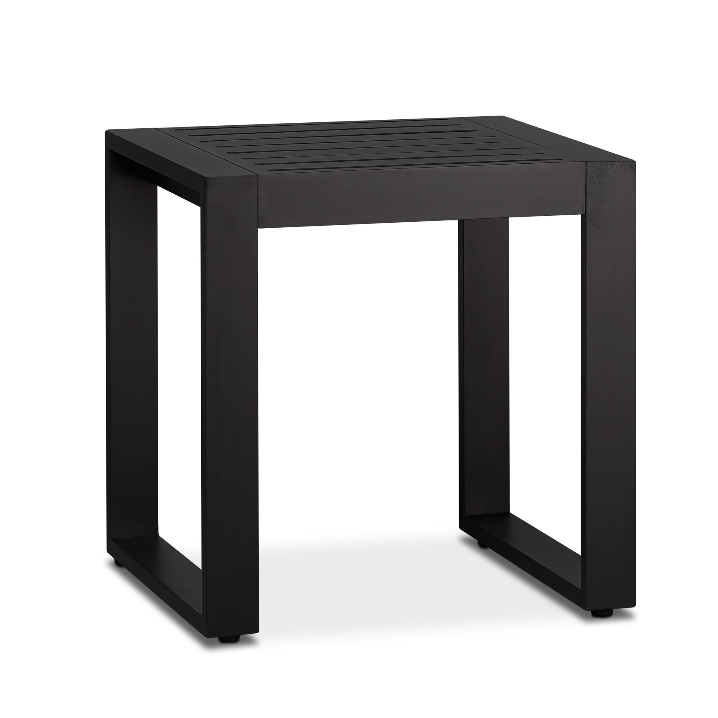 Real Flame Baltic Set Of 2 End Tables Black   Free Shipping Today    Overstock   26398142