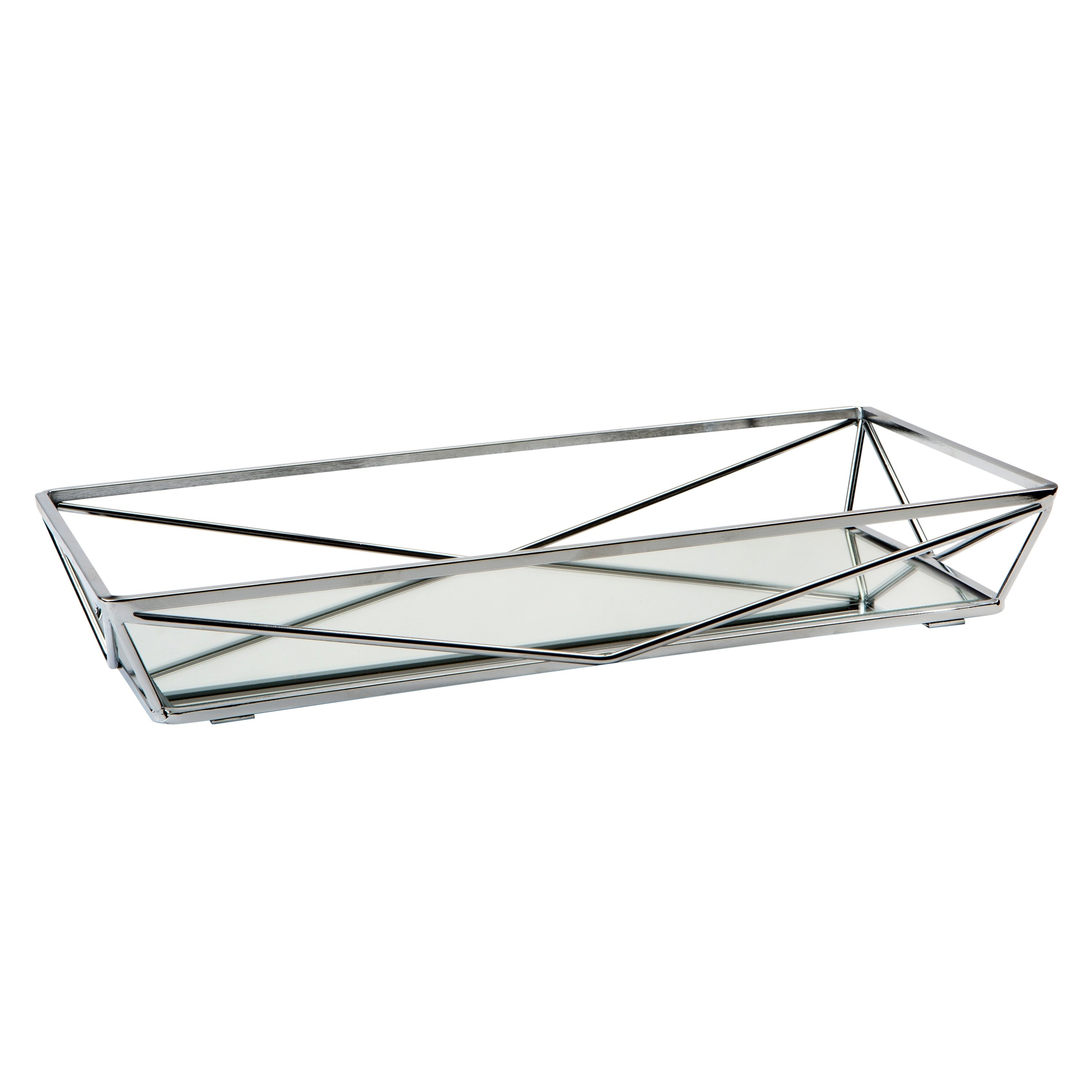 s tray for dresser glass mirror trays vanity mirrored