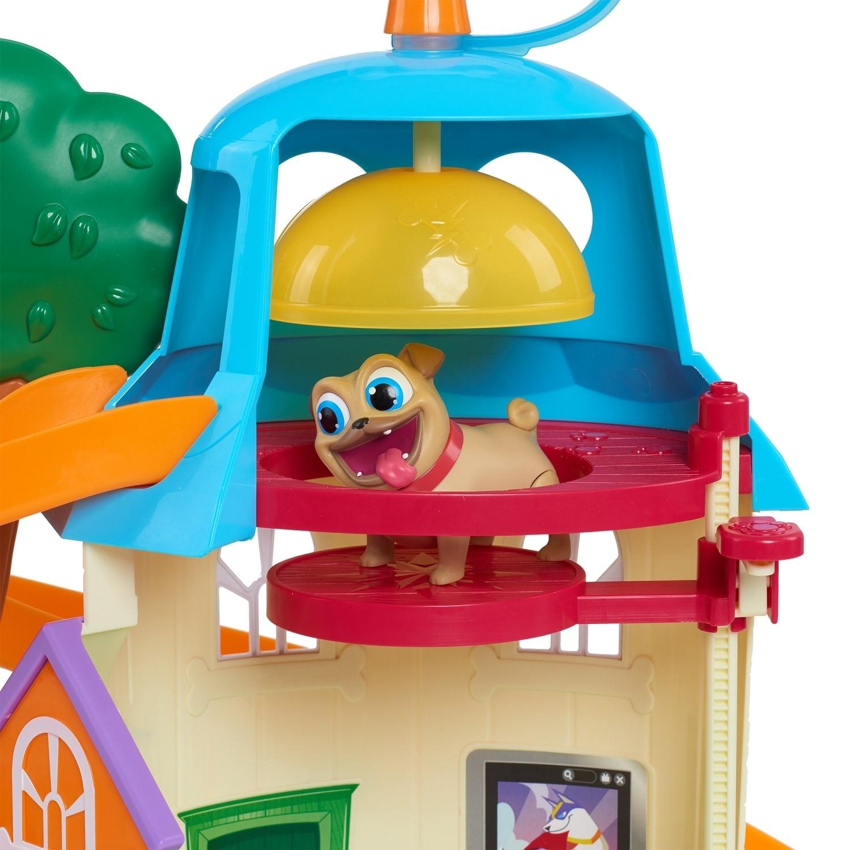 Shop Disney Junior Puppy Dog Pals Dog House Playset Free Shipping