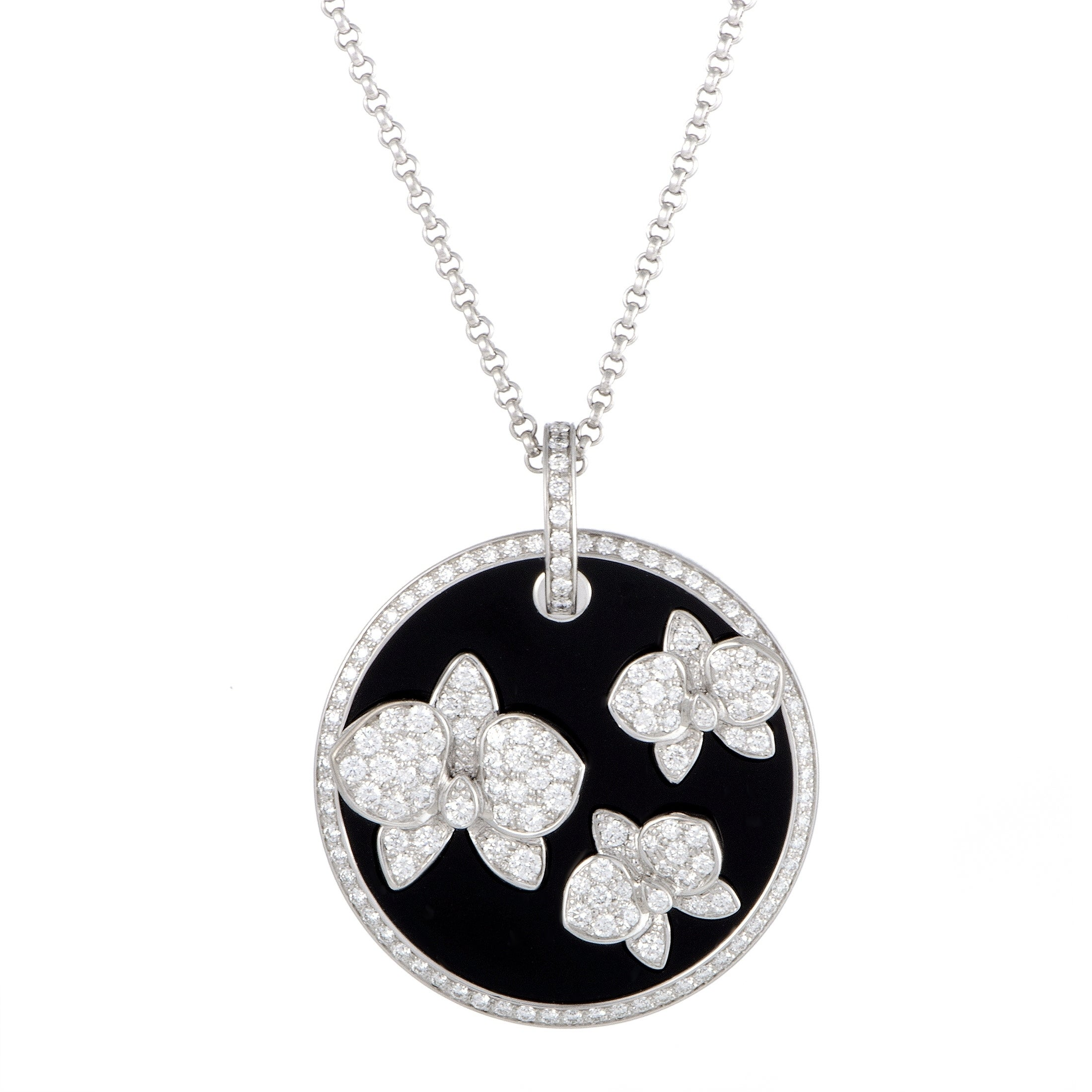 bezel collections pendant cluster products diamond ctw round necklace dsc