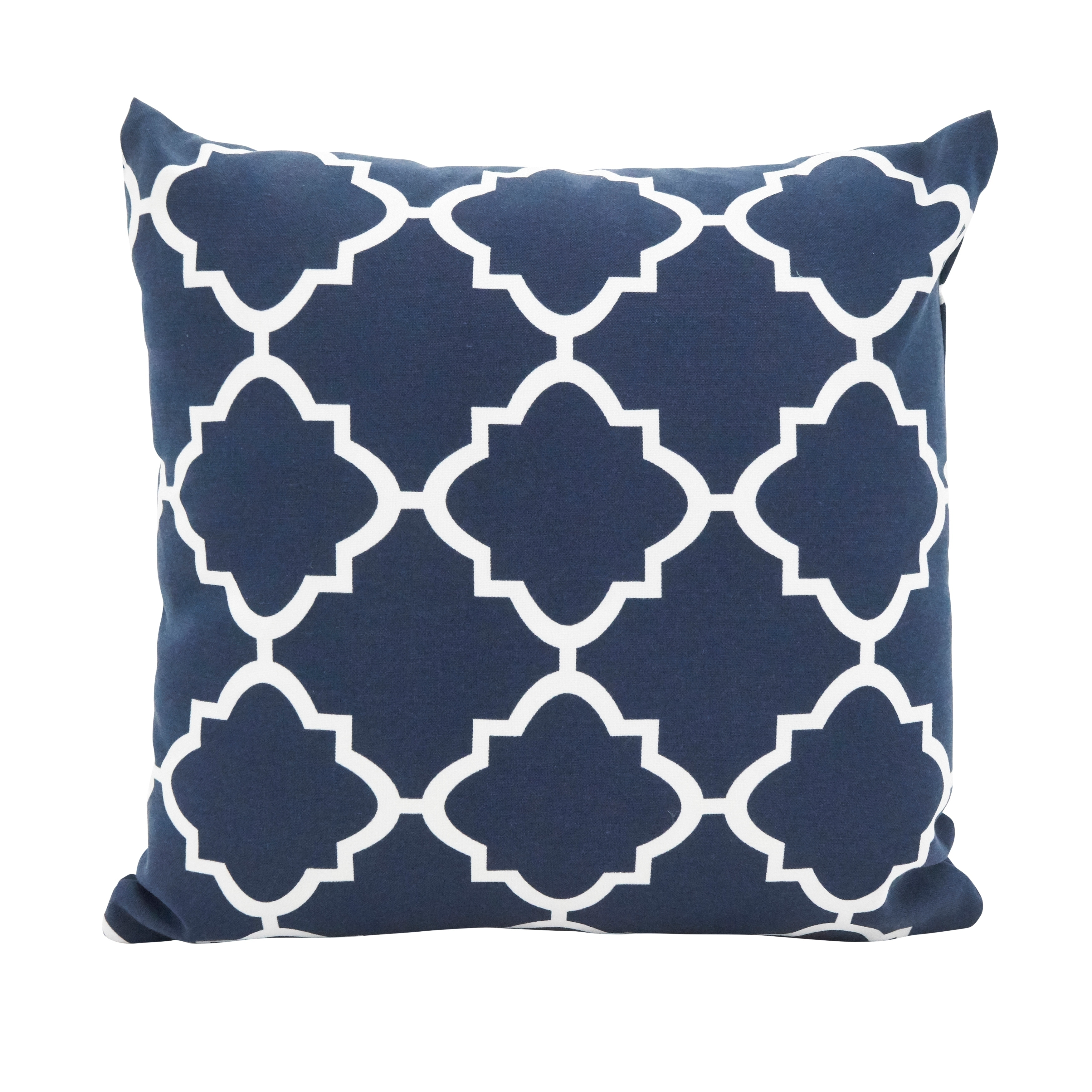 Moroccan Tile Poly Filled Throw Pillow Free Shipping On Orders Over 45 26429919