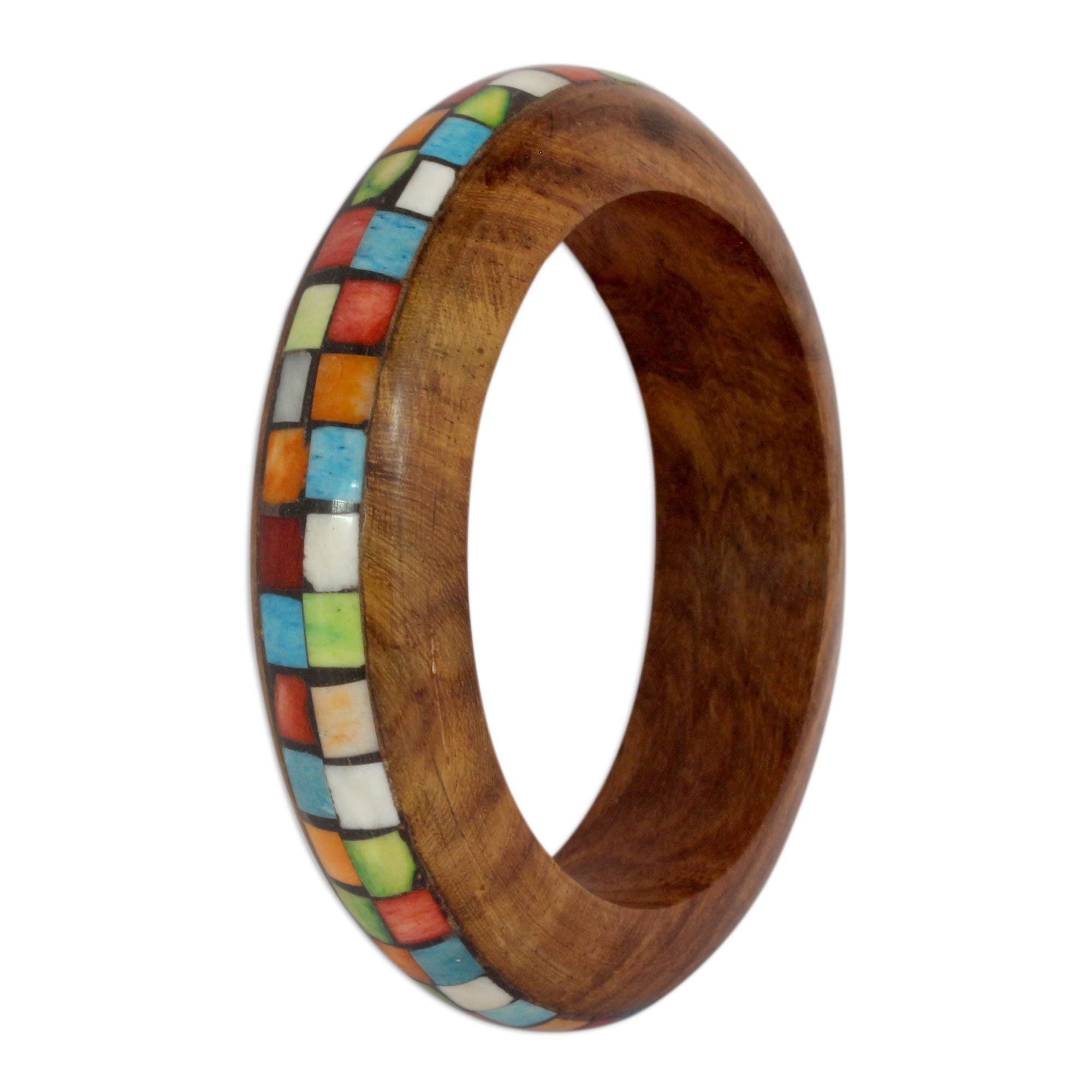 jewelry on wood product mosaic over watches overstock bracelet mumbai bangle free shipping india orders