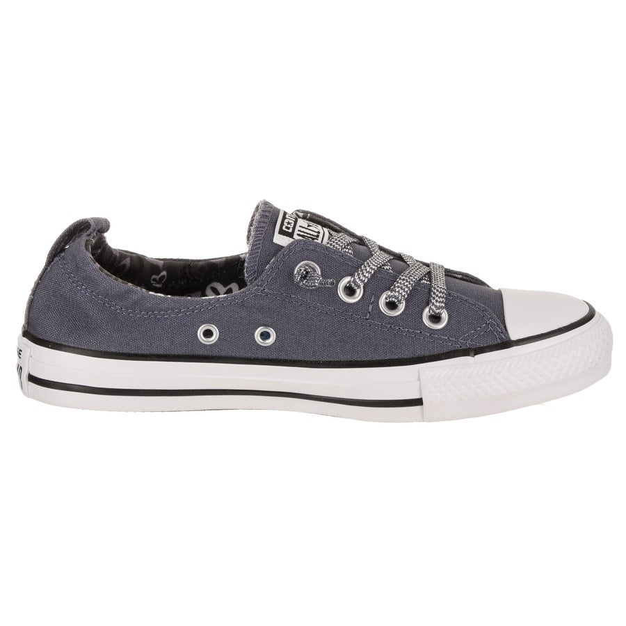 5cf0209693b951 Shop Converse Women s Chuck Taylor All Star Shoreline Slip-On Casual Shoe -  Free Shipping Today - Overstock - 20601277