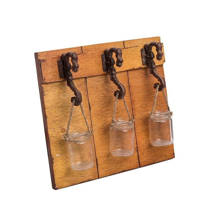 Hanging Wall Vases Free Shipping Today Overstock 26454256