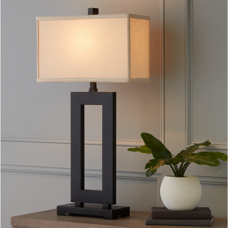 Mocha metal table lamp with cream shade free shipping today mocha metal table lamp with cream shade free shipping today overstock 10357806 aloadofball Choice Image
