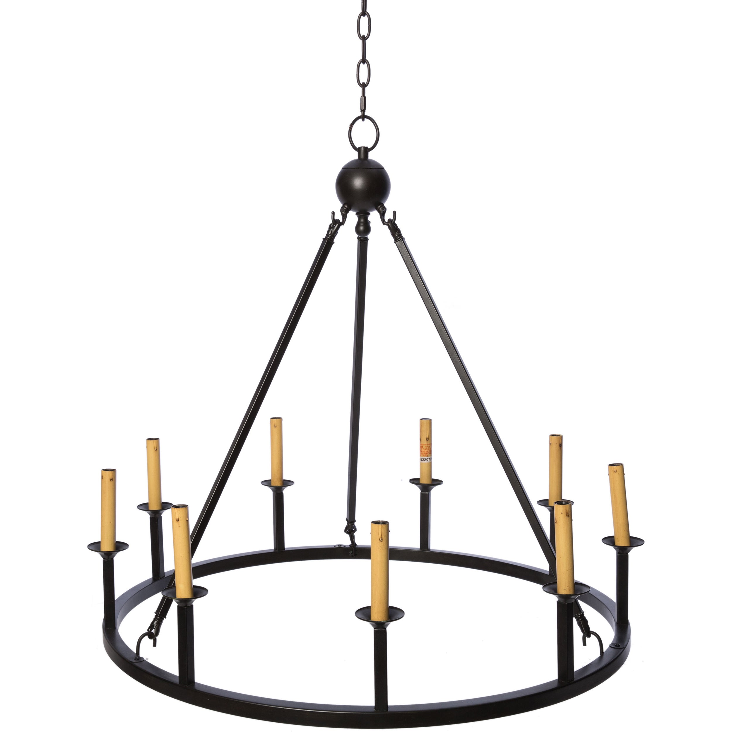Old World 9 light Chandelier Free Shipping Today Overstock