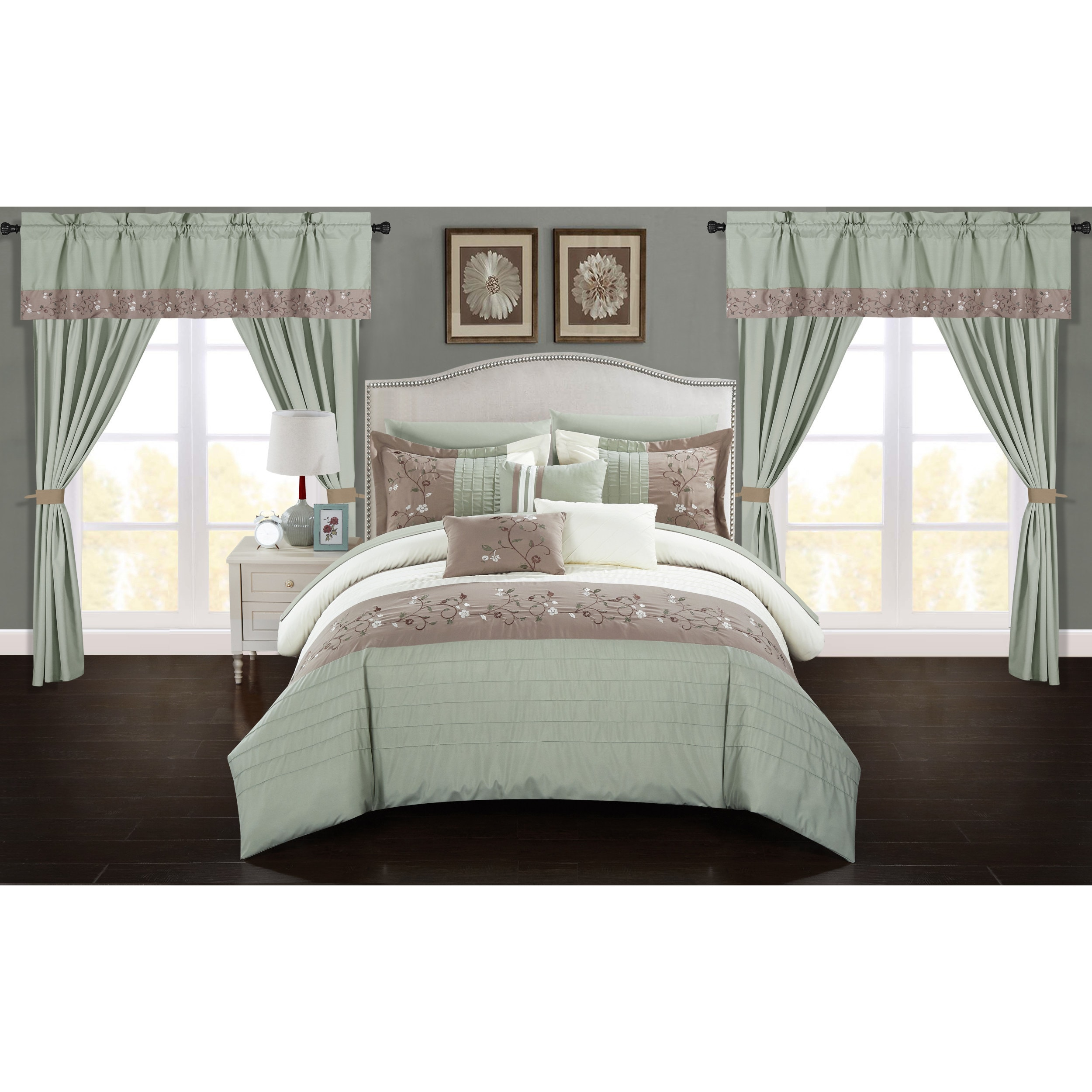 and sage green useful of bed sets jeseniacoant blue luxury new pinterest bedding pins forter pictures