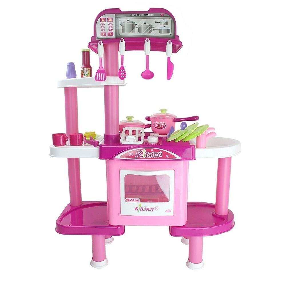 Modern Barbie Kitchen Playset Composition - Best Kitchen Ideas - i ...
