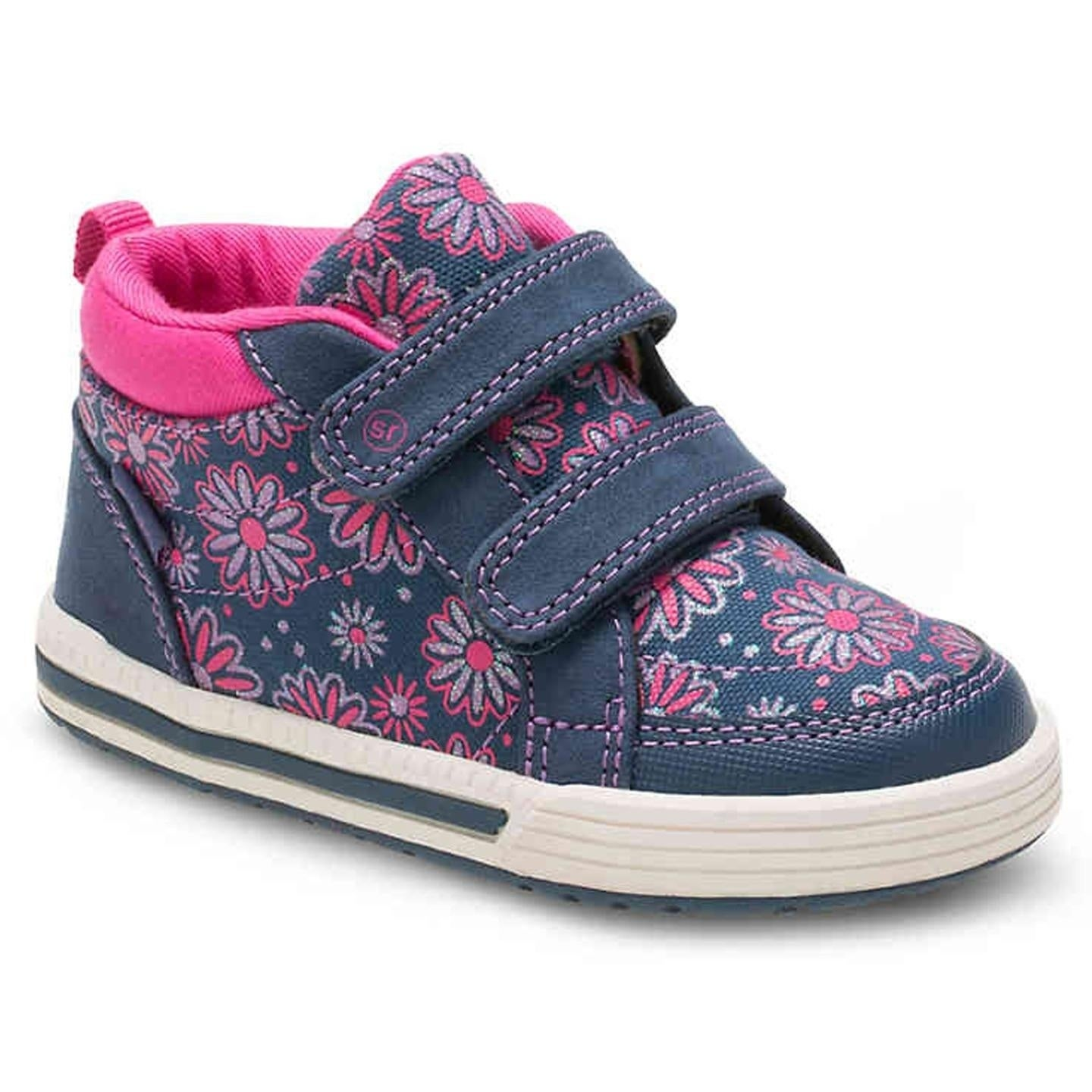 Stride Rite Baby Girl s Made 2 Play Sydney Toddler Navy Free