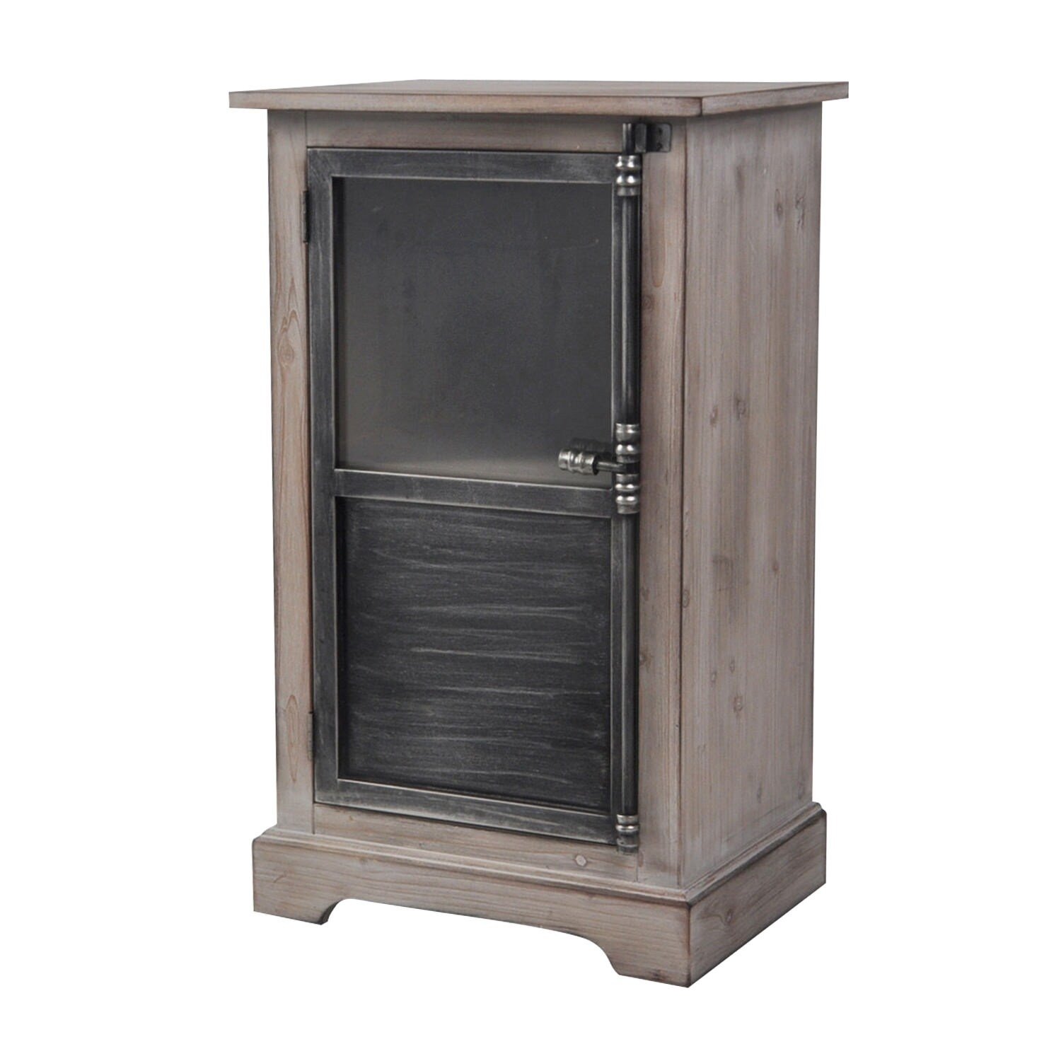 q industrial original metal distressed cabinet bathroom glass furniture display