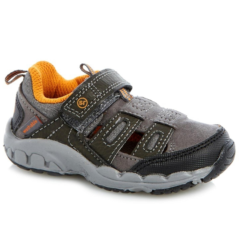 Stride Rite Baby Boy s Made 2 Play Baby Allen Sneaker Toddler Grey