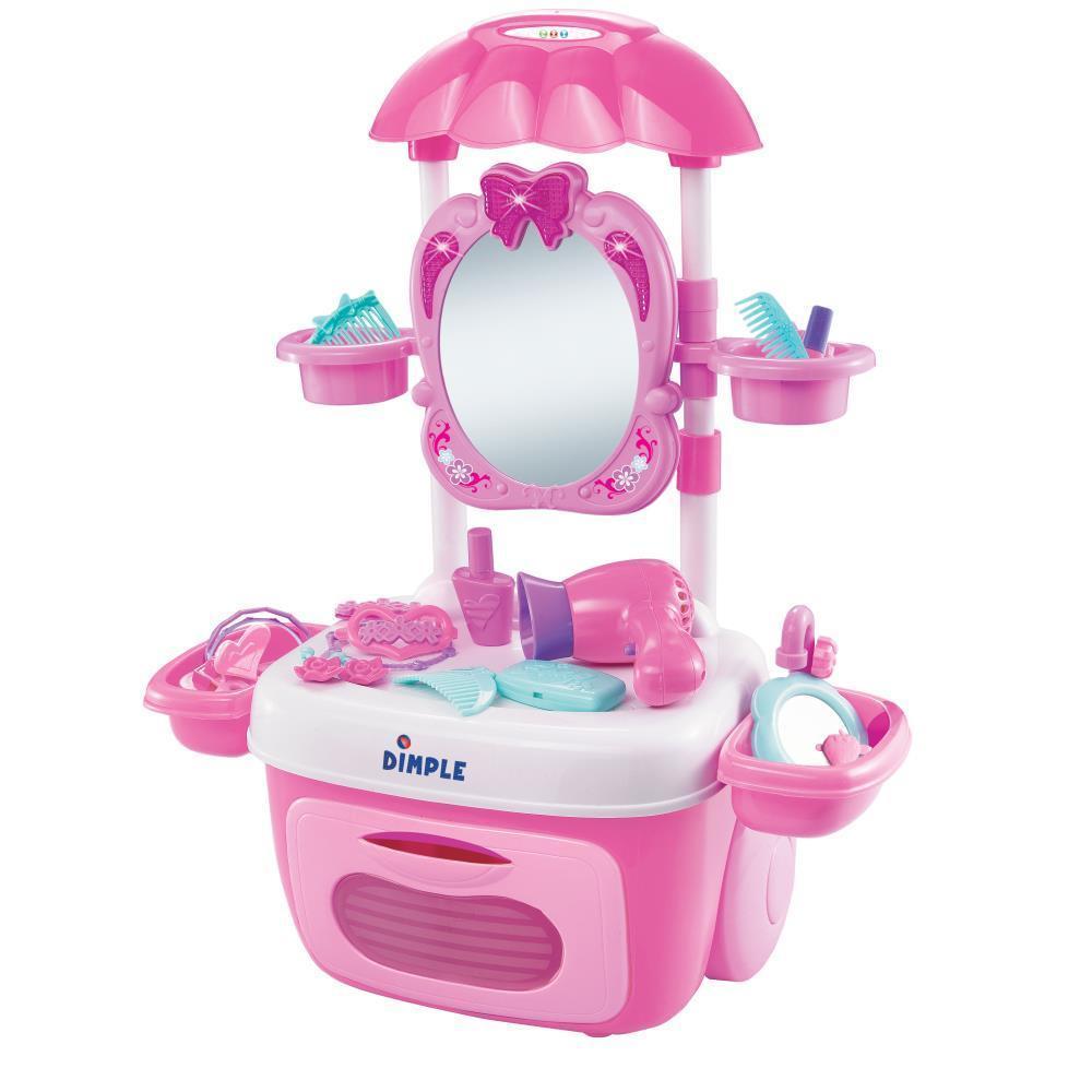 Creative Kids Toys:Toy Kitchen Set, Vanity Dresser Kit, Toy ...