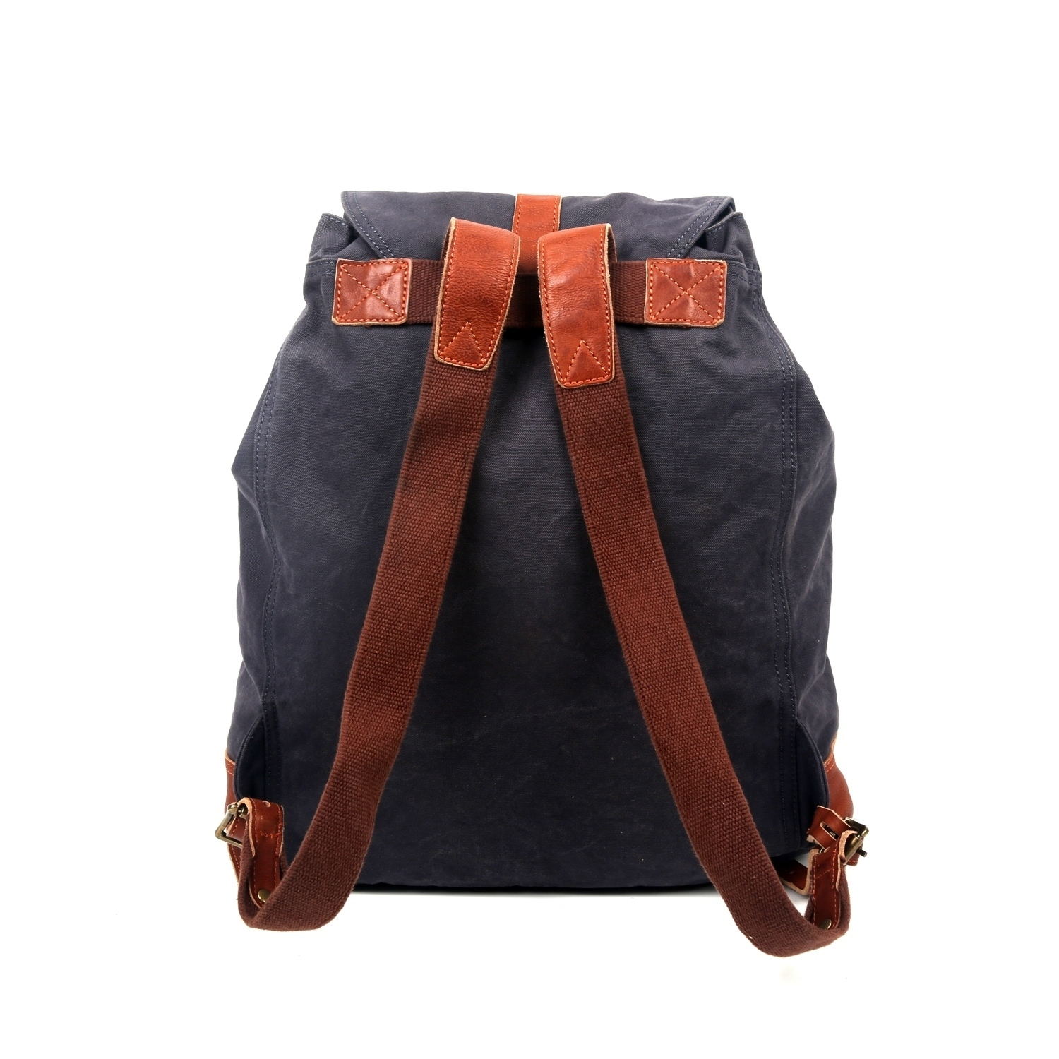 fec9862025c6 Shop TSD Brand Trail Breeze Canvas Backpack - On Sale - Free Shipping Today  - Overstock - 20666843