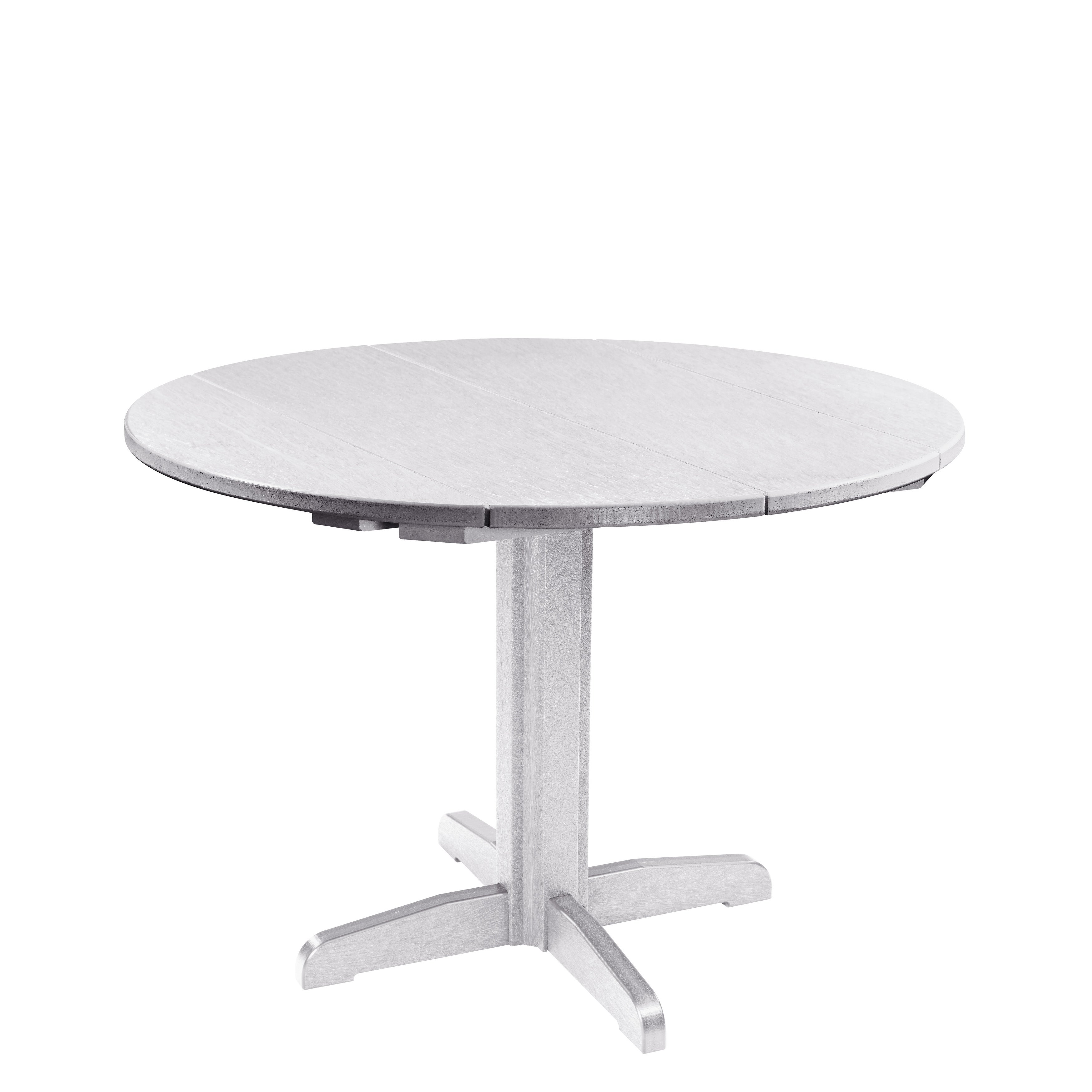 Shop CR Plastics Generation Round Table Top W Dining - 30 round marble table top