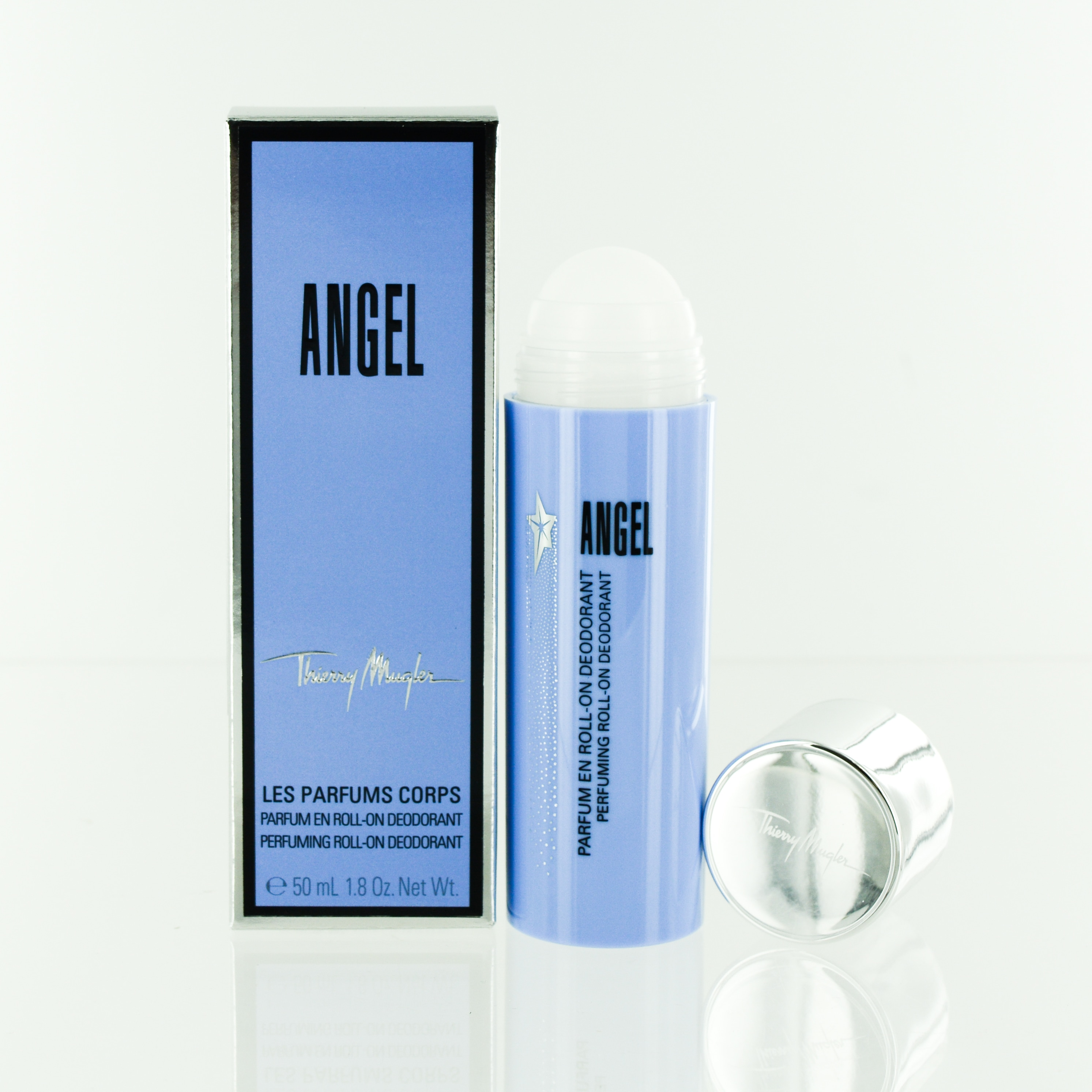 9bd29a114190 Shop Thierry Mugler Angel 1.7-ounce Deodorant Roll-On - Free Shipping On  Orders Over  45 - Overstock.com - 20687785