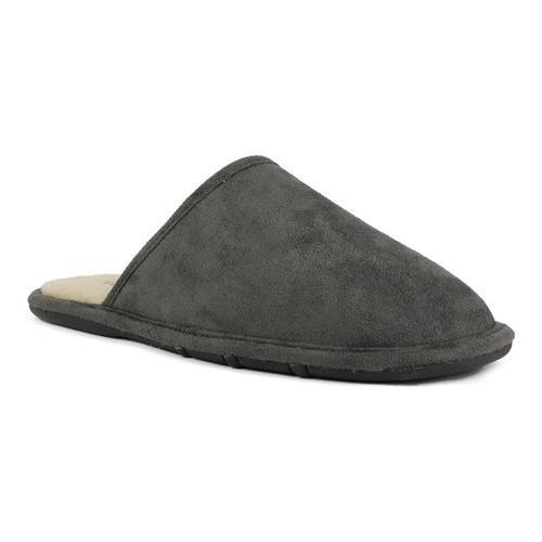 Hideaways by L.B. Evans Pacey ... Men's Suede Scuff Slippers the cheapest cheap online sale largest supplier discount limited edition outlet release dates yTUg4nN