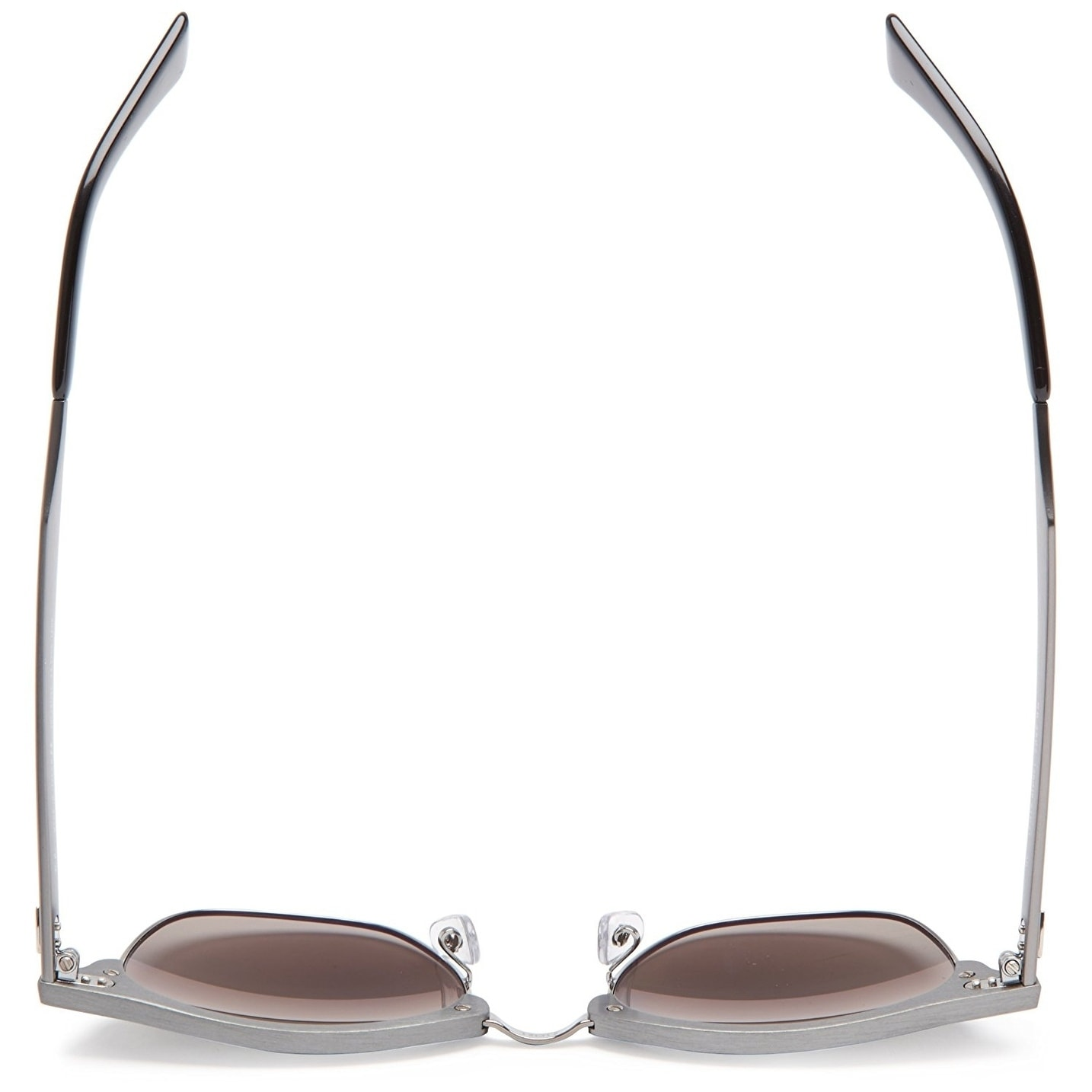 59f46a6bf18 Shop Ray-Ban RB3507 Clubmaster Aluminum Gunmetal Frame Polarized Grey  Gradient 51mm Lens Sunglasses - Free Shipping Today - Overstock - 20707676