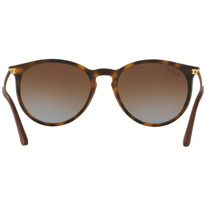 9f15ace6f5 Shop Ray-Ban RB4274 Tortoise Gold Frame Polarized Brown Gradient 53mm Lens  Sunglasses - Free Shipping Today - Overstock.com - 20707697