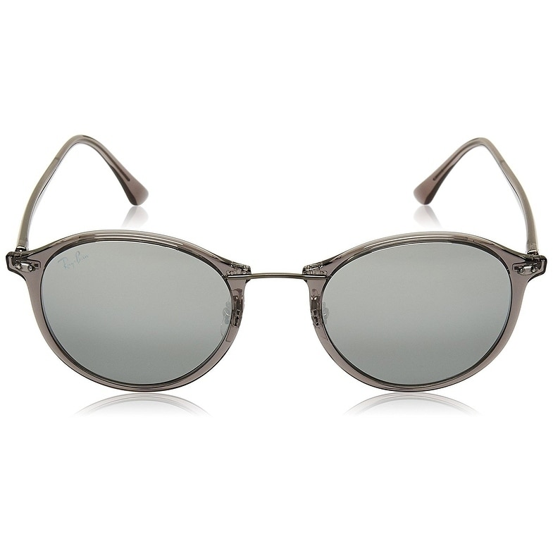 a734cc5196 Shop Ray-Ban RB4242 Grey Frame Grey Gradient Mirror 49mm Lens Sunglasses -  Free Shipping Today - Overstock - 20707700