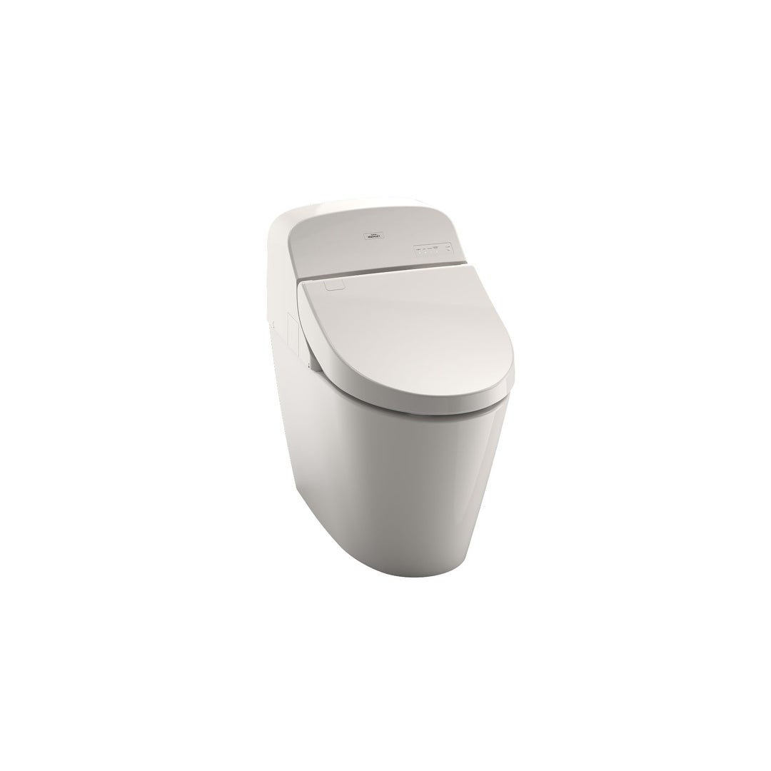 Shop TOTO® Washlet® G400 with Integrated Toilet Bowl Sedona Biege ...