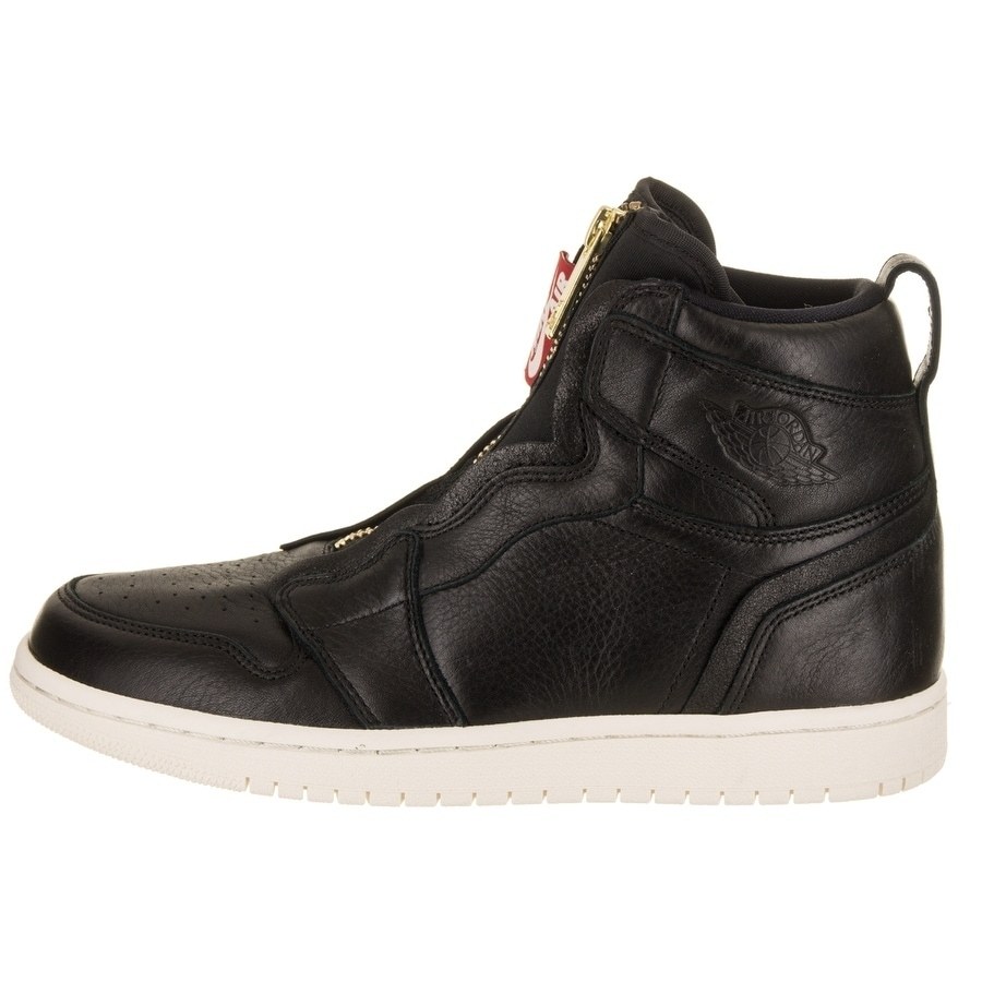 new styles 1317a a348e Nike Jordan Womens Air Jordan 1 High Zip Basketball Shoe