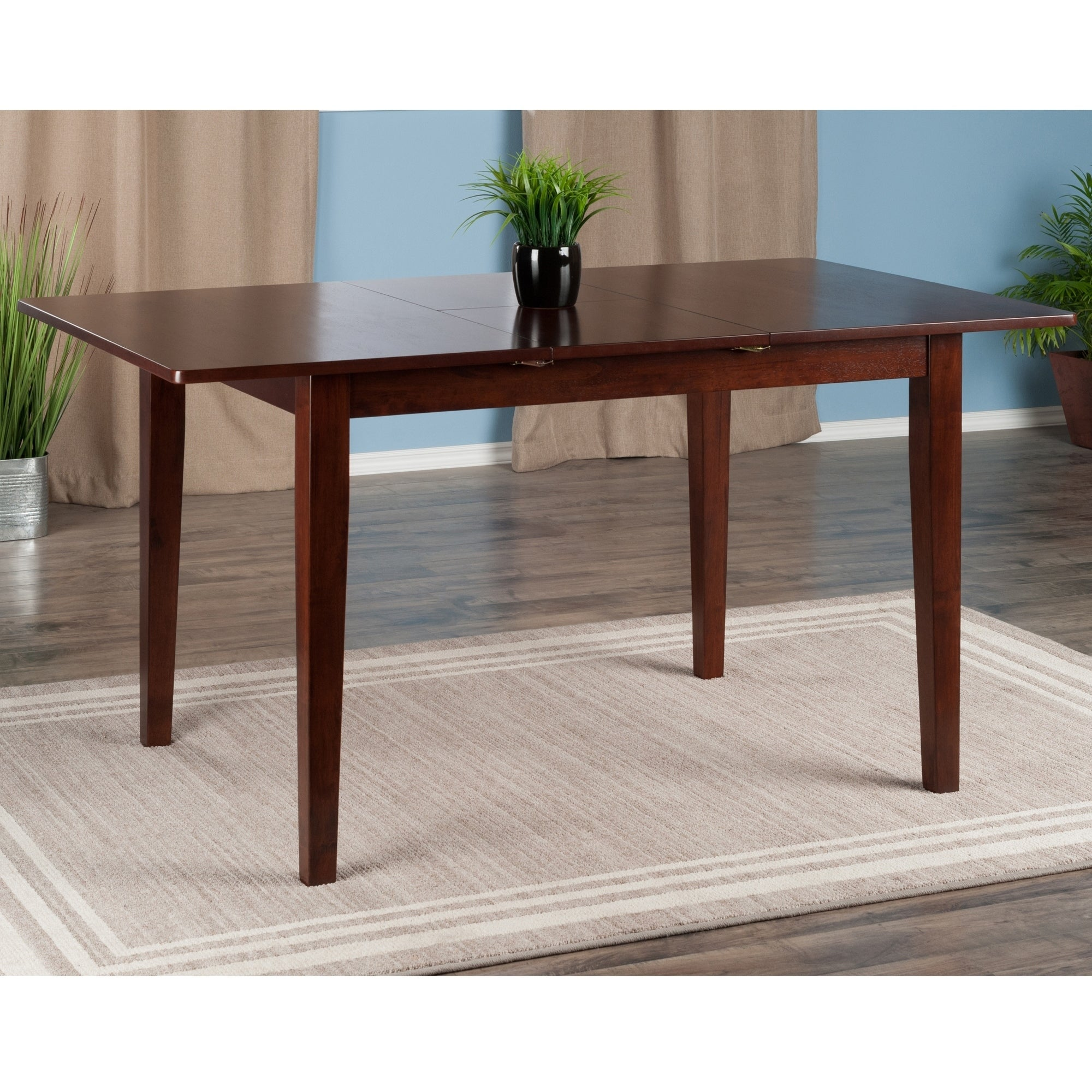 Shop Anna Dining Table W Extension Top