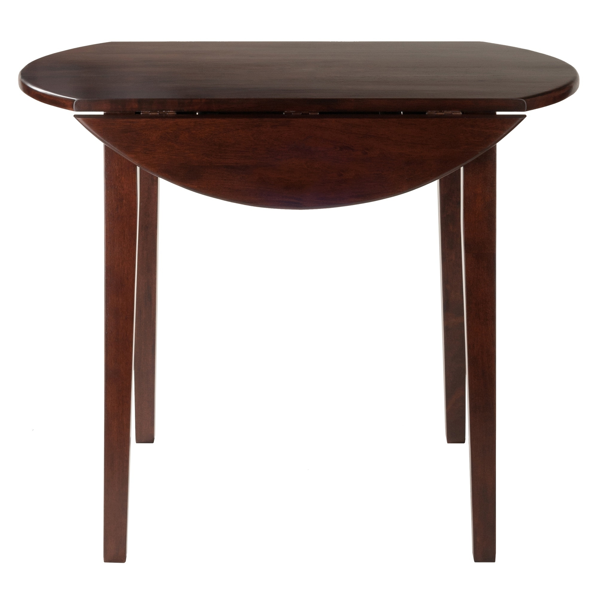 Clayton 36 Round Drop Leaf Table Free Shipping Today 20735496