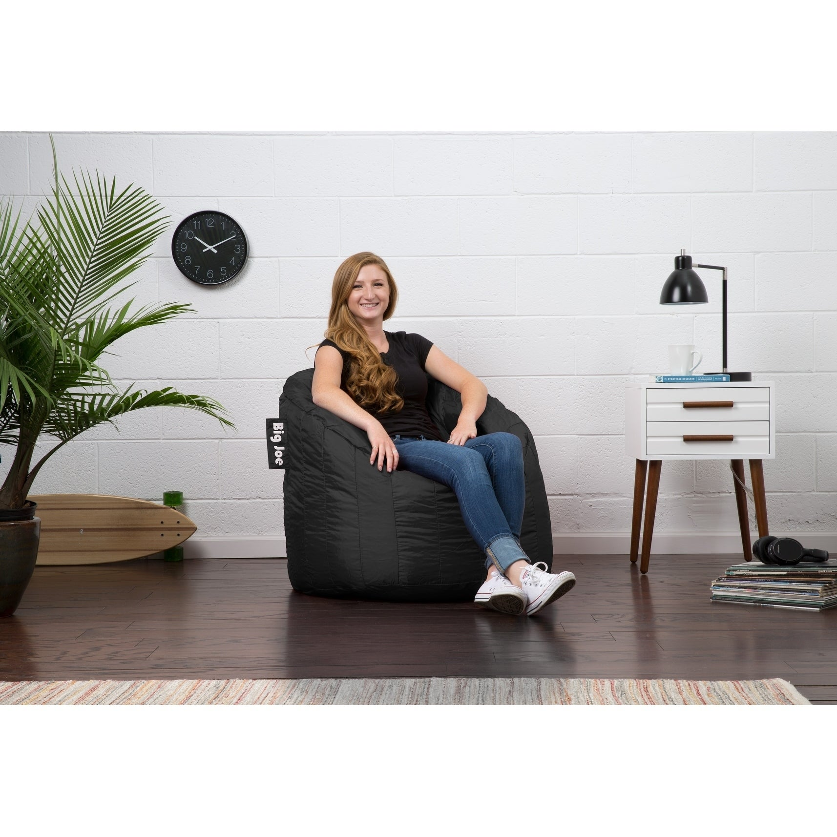 Charmant Shop Big Joe Lumin Bean Bag Chair, Multiple Colors   Free Shipping Today    Overstock.com   20750115
