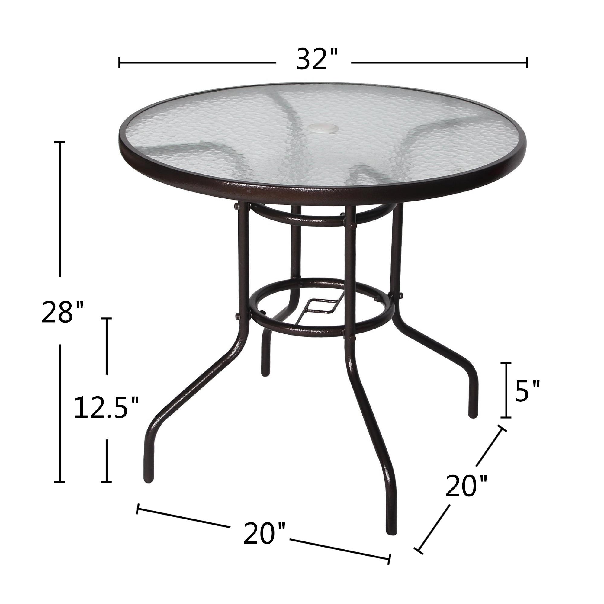 outdoor round table top 32 outdoor round table top a prashanti co