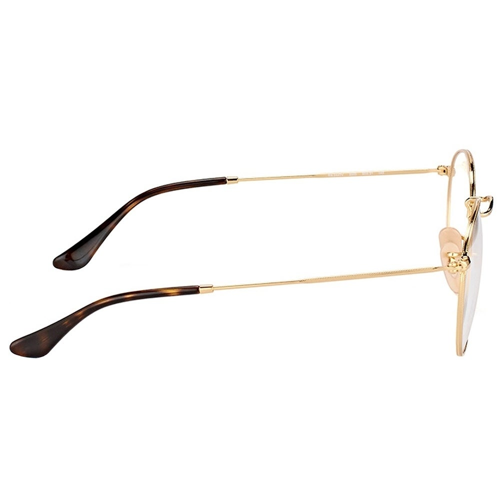 22bf140fb7 Shop Ray-Ban Round RX 3447V Round Metal 2500 Unisex Gold Frame Eyeglasses -  Free Shipping Today - Overstock - 20755936