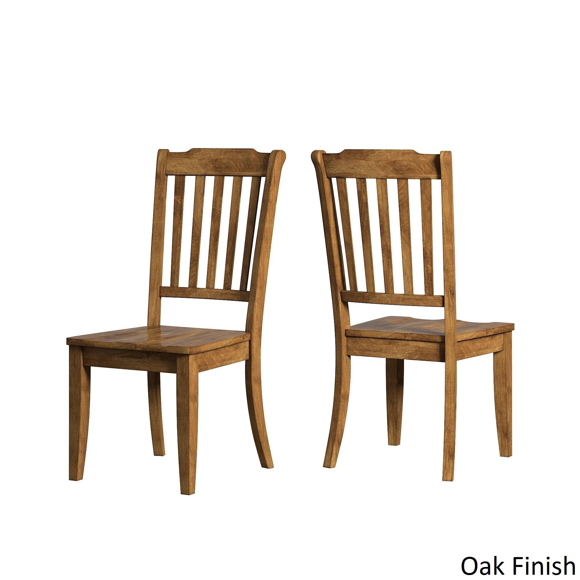 slat back chairs. Elena Antique White Extendable Rectangular Dining Set With Slat Back Chairs By INSPIRE Q Classic - Free Shipping Today Overstock 26579846