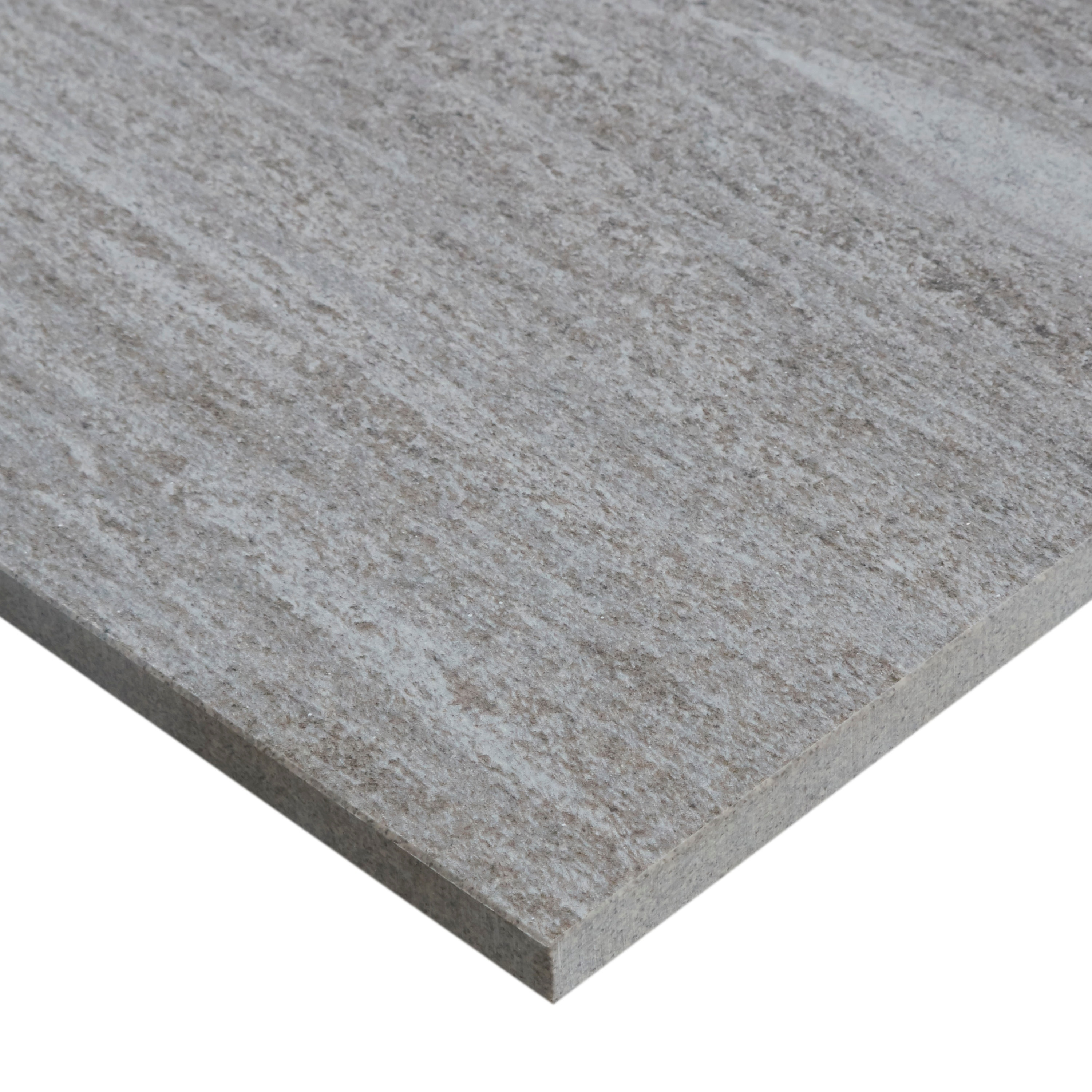 Quartzite inspired 24x48 inch unpolished porcelain floor tile in quartzite inspired 24x48 inch unpolished porcelain floor tile in global gray 24x48 free shipping today overstock 26590982 dailygadgetfo Choice Image