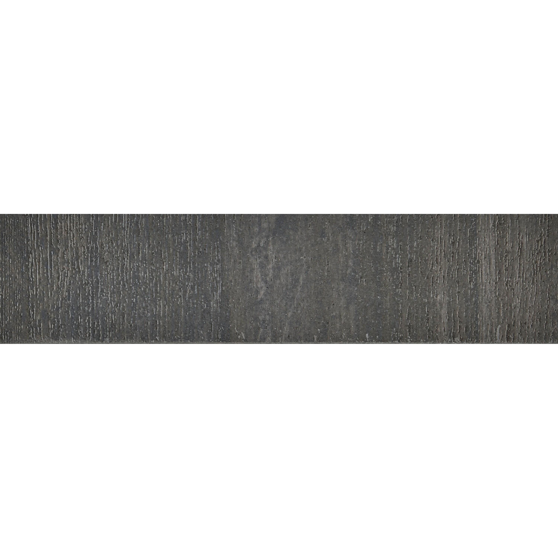 Shop Natural Wood Look Trim 3x12 Inch Floor Bullnose In Suspension
