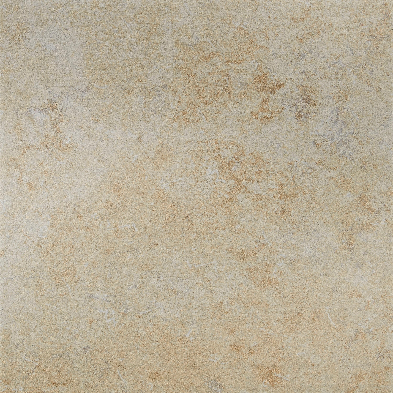 Shop Rustic Stone Look 12x12 Inch Ceramic Floor Tile In Sand