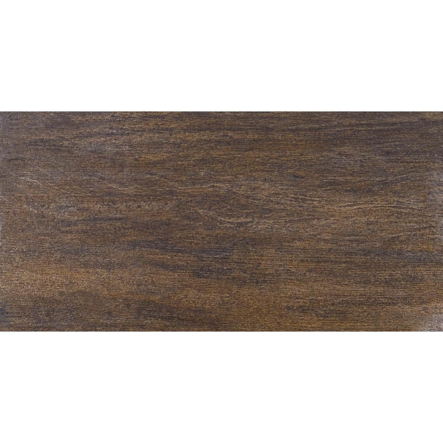 Shop Natural Wood Look 12x24 Inch Porcelain Floor Tile In Suspension
