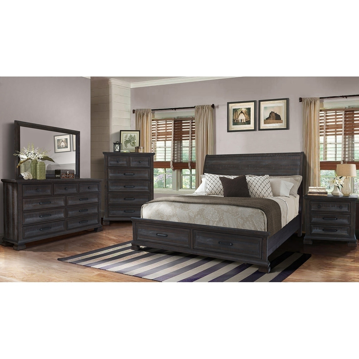 furniture pieces for bedrooms. Best Master Furniture 5 Pieces Kate Bedroom Set - Free Shipping Today Overstock 26633469 For Bedrooms
