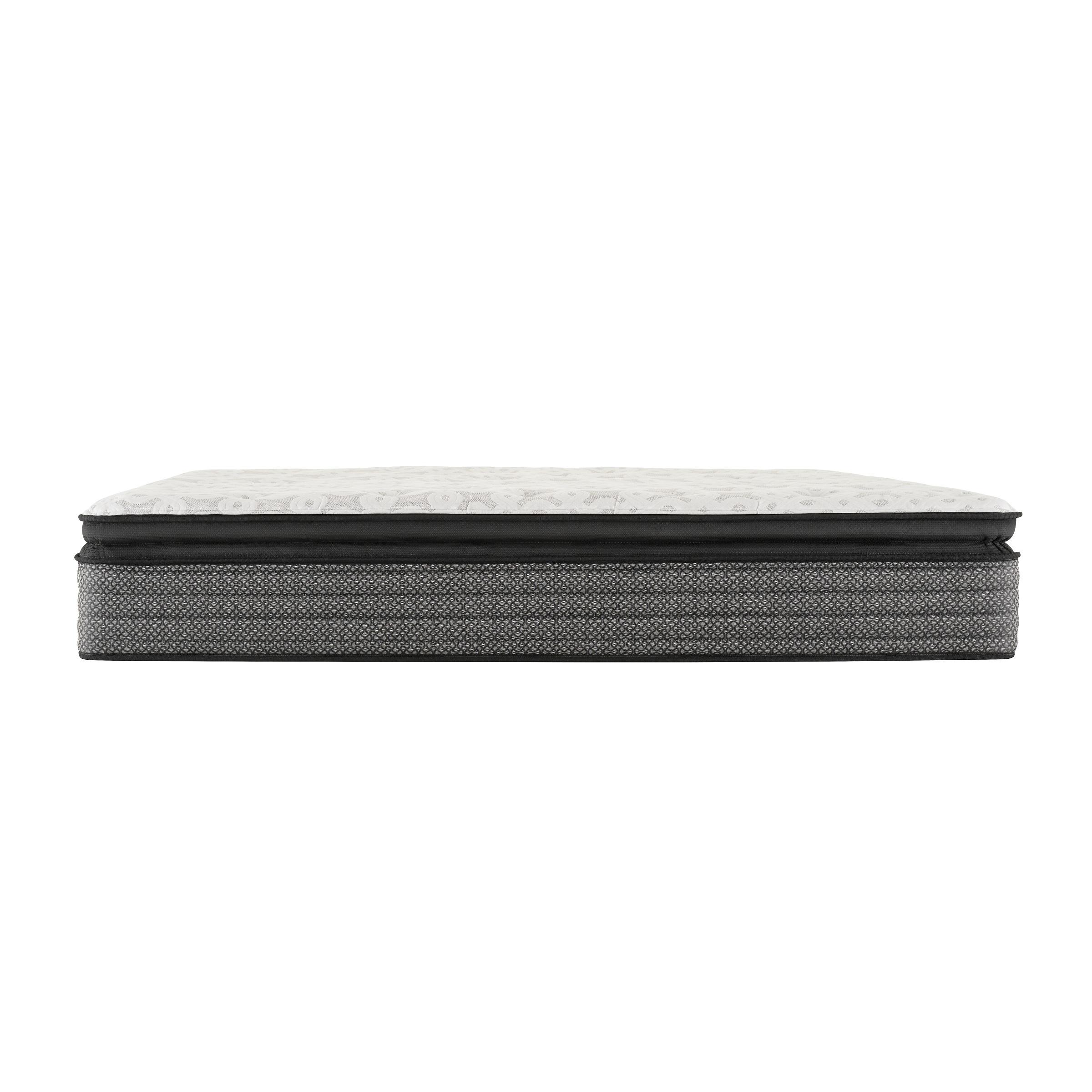 sealy response performance 14 inch king size plush pillowtop
